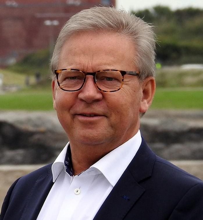 Henrik Vallø er ambassadør