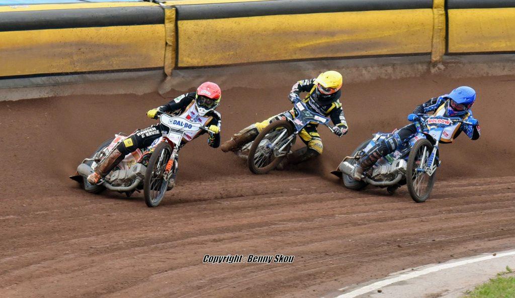 Speedway-året starter på Granly Speedway Arena