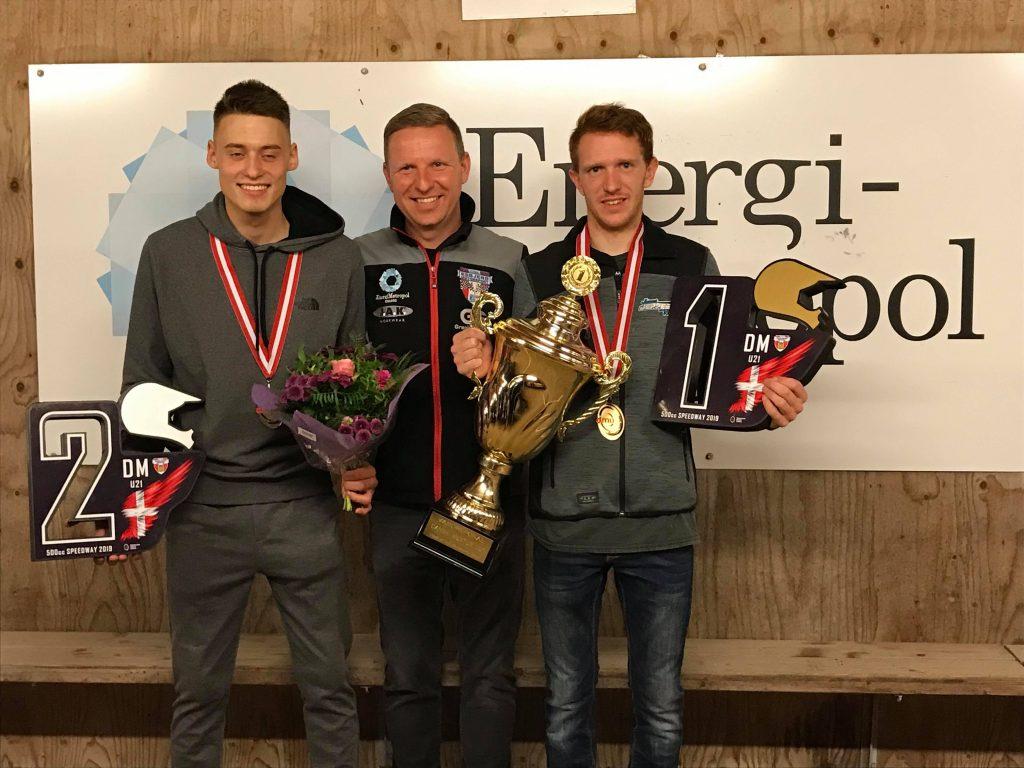 Hyldest til U21 og GP-succes
