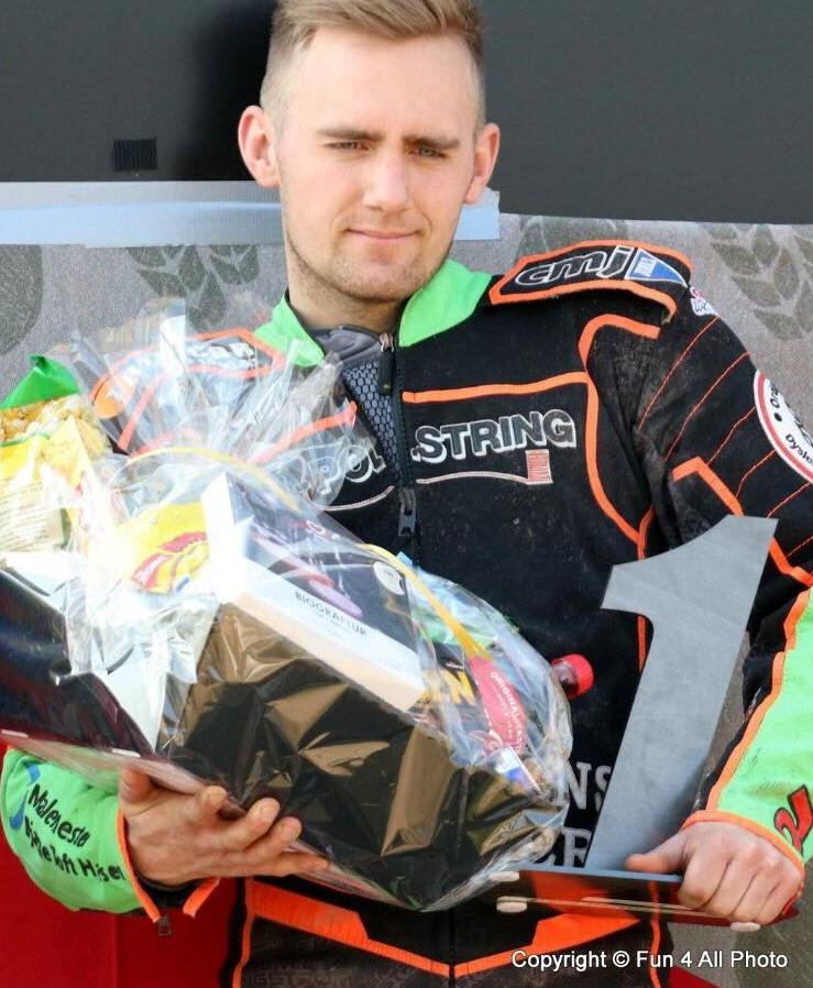 Holdets mand fortsætter i Esbjerg Motorsport