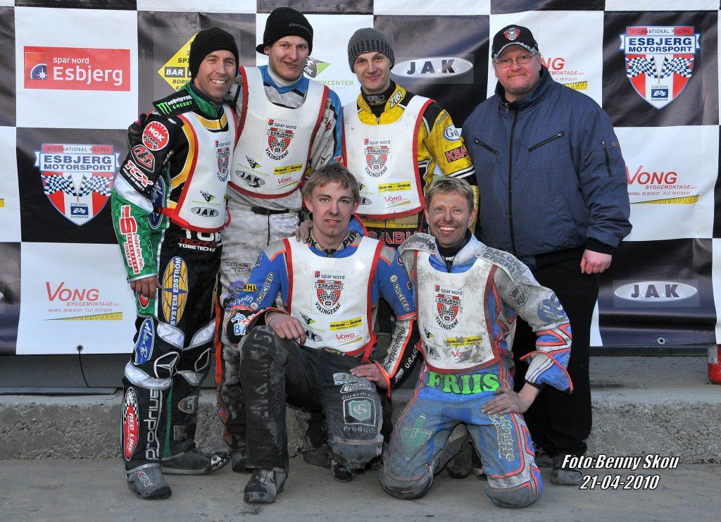 Lagoni: 2010-holdet var rugekasse for verdensmesterskaber