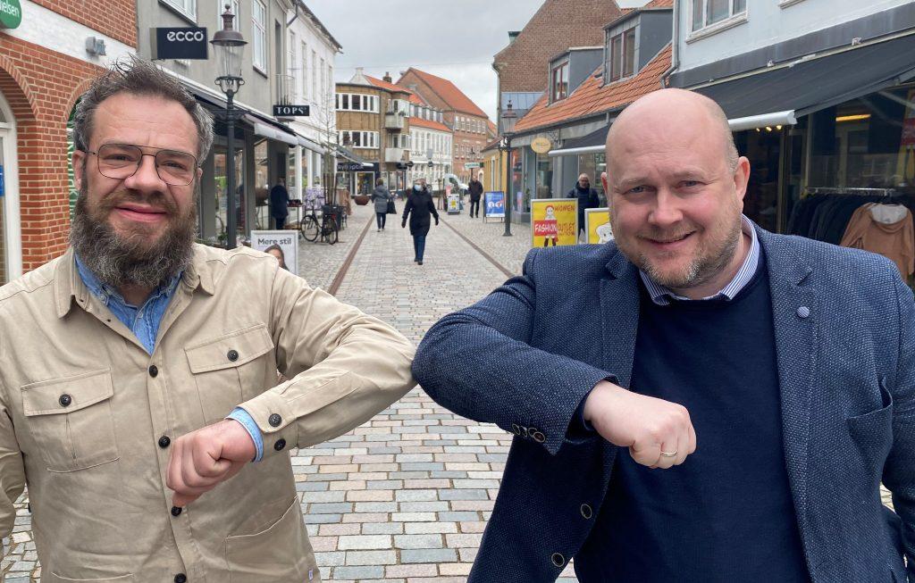 Esbjerg Vikings opruster organisationen