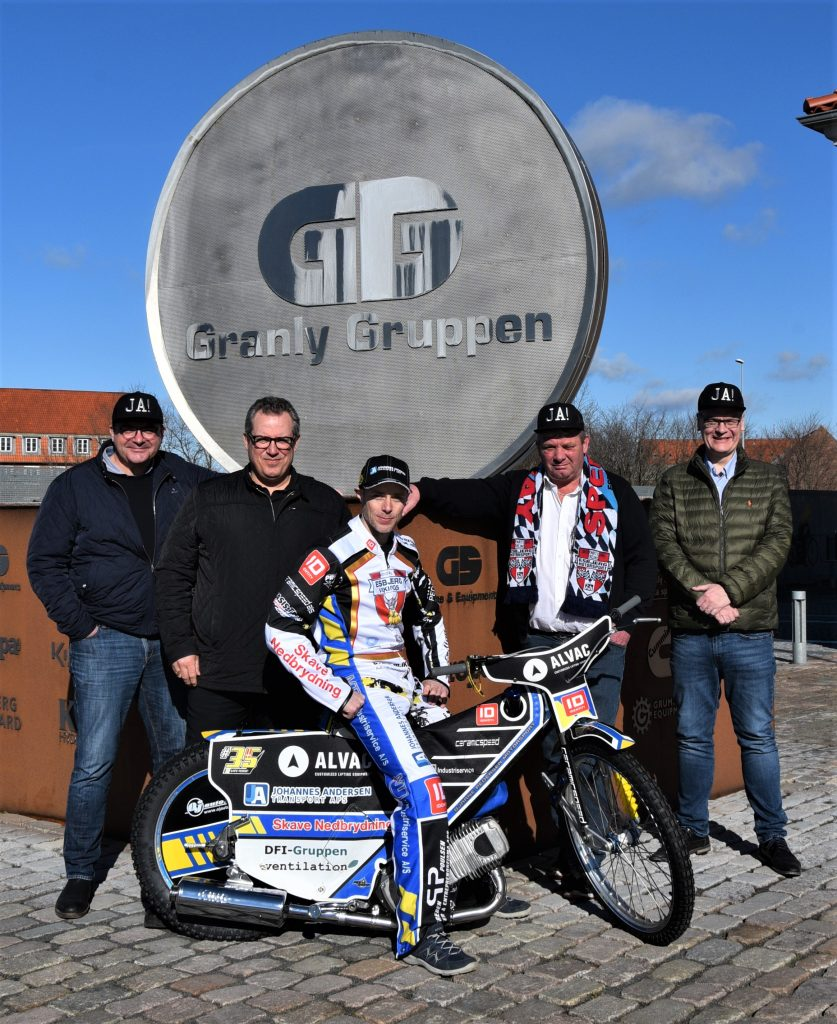 Granly Gruppen i historisk aftale med Esbjerg Vikings