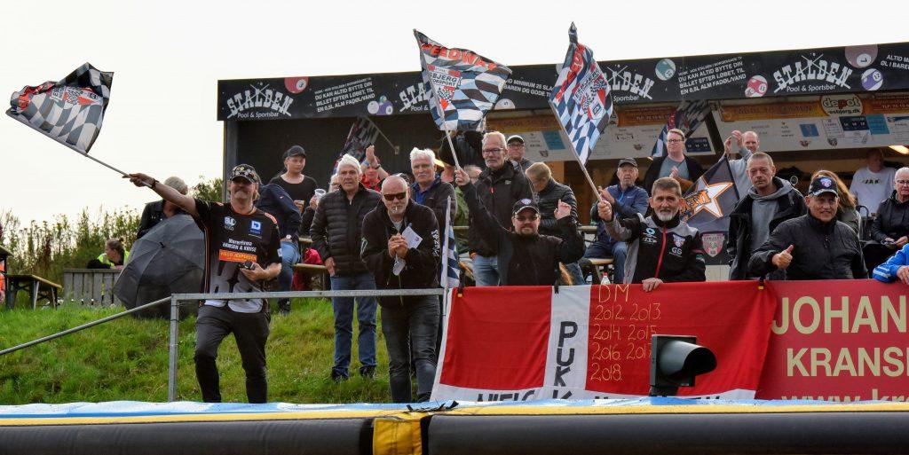 Vikingerne glæder sig til tilskuere